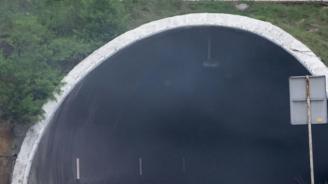 Възстановява се движението през тунела на околовръстния път на Ловеч