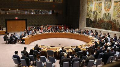 Съветът за сигурност на ООН има шест нови страни членки