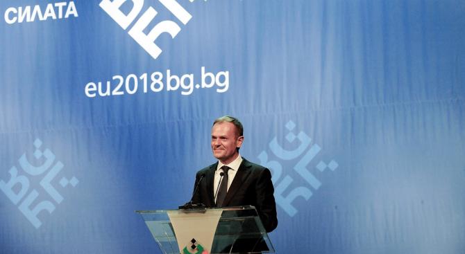 1 млн. българи питат за речта на Туск