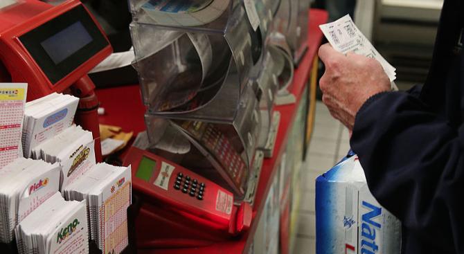20-годишен спечели 451 милиона долара от лотарията в САЩ