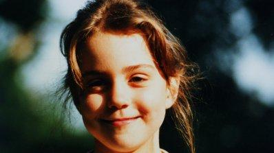 Вижте херцогинята на Кеймбридж като малка (снимки)