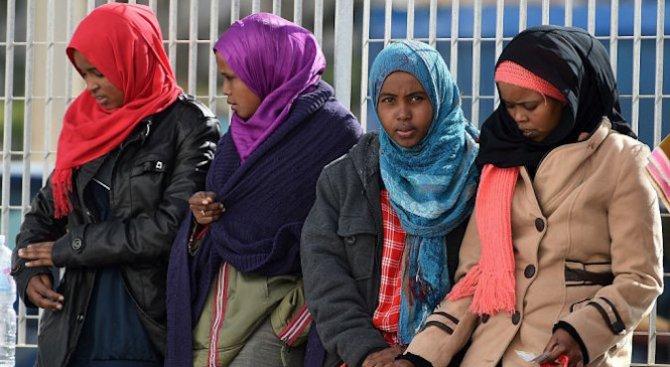 """""""Боко Харам"""" разпространи ново водео с отвлечените от Чибок момичета"""