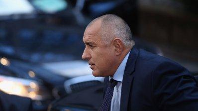 Борисов представя в сряда пред Европейския парламент програмата на европредседателството