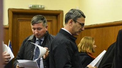 Отложиха делото срещу Дянков, Трайков и Прокопиев (снимки)