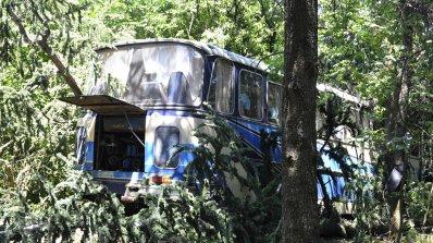 """Спипаха собственика на автобуса, убил 18 души на """"Бакаджика"""""""