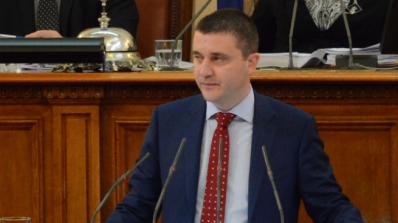 В парламента изслушват министъра на финансите Владислав Горанов