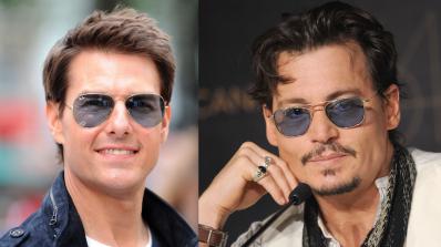 "Джони Деп и Том Круз номинирани за антинаградите ""Златна малинка"""