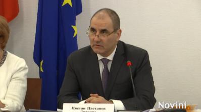 Цветанов: Трябва да отпаднат всички възможности за внушения и манипулации относно БАЦИС (видео)