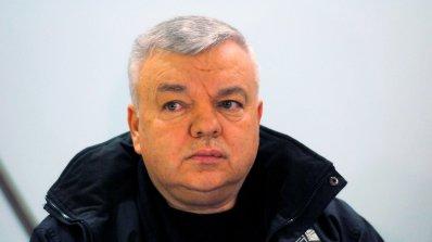 Шефът на НСО ген. Ангел Антонов хвърли оставка