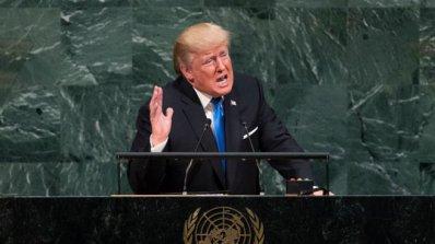 Тръмп призова всички страни да предприемат действия срещу талибаните след атентата в Кабул