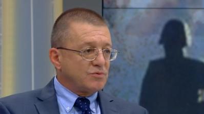 Бойко Ноев: НСО трябва да се трансформира в национална антитерористична служба