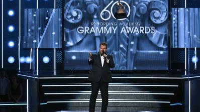 Церемонията за наградите Грами беше белязана от политиката
