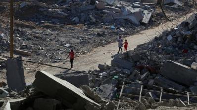 Ивицата Газа е застрашена от пълен срив, предупреди ООН