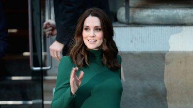 Кейт Мидълтън дари косата си