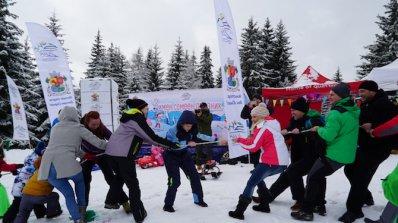 Колоритен снежен фест зарадва близо хиляда деца и родители на Витоша (снимки)
