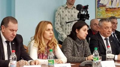 Симеонов: Благодарим на Одеска област за оказаната помощ на българите при кандидатстване в университ