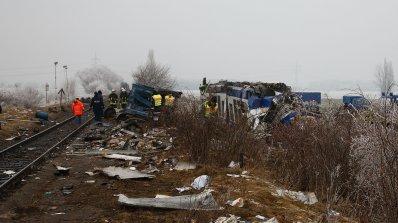 Тежка влакова катастрофа в Южна Каролина (видео)