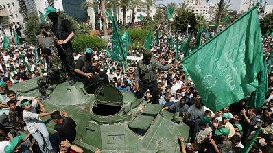 Водачът на Хамас Исмаил Хания влезе в американския черен списък на терористите