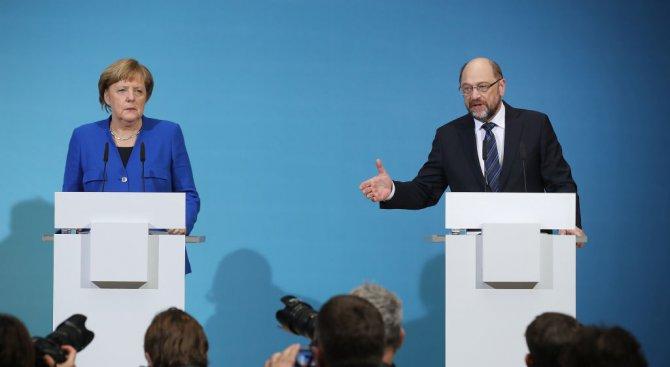 Би Би Си: В Берлин сключиха брак по сметка