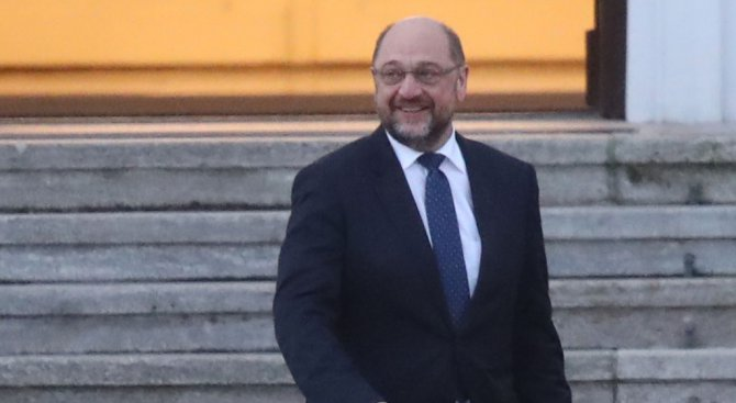 Мартин Шулц: Няма да съм външен министър на Германия