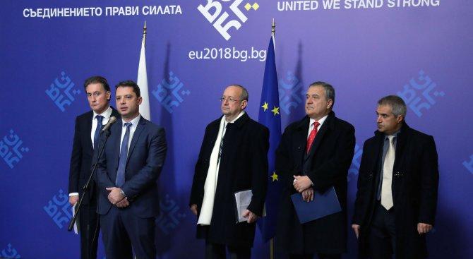 Работодателите се срещнаха с Борисов, разбраха се за дълбоки реформи в енергетиката (видео)