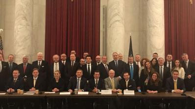 Цветанов представи приоритетите на Европредседателството ни пред американски сенатори и конгресмени