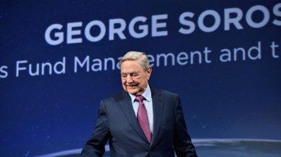 Джордж Сорос дал 400 000 паунда пари за референдум срещу Брекзит