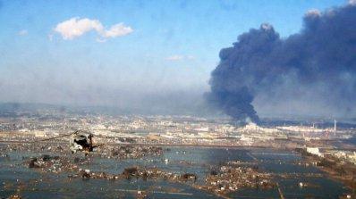 Един човек загина, а един изчезна след катастрофа на военен хеликоптер в Япония (видео)