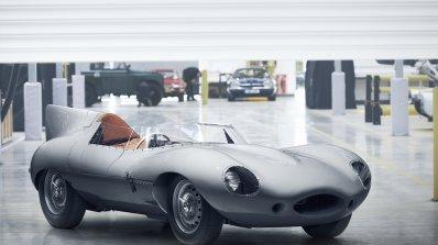 Jaguar довършва започнатото преди 60 години (видео+снимки)