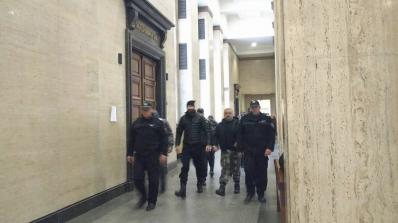 Ториното излиза от ареста (видео)