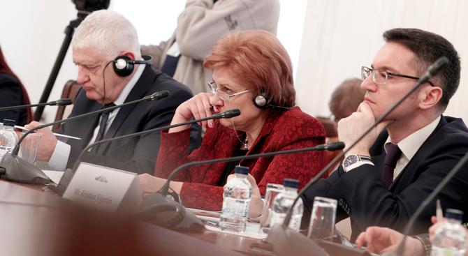 Депутати от три комисии се срещнаха с представители на ЕК