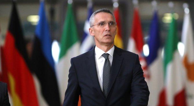 НАТО: ИД остава заплаха дори и без земи