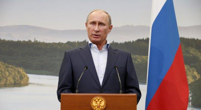Путин няма да участва в предизборните дебати