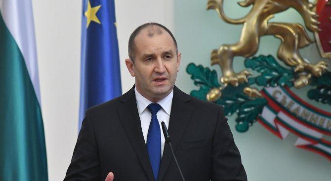 Румен Радев назначава до месец нов началник на НСО