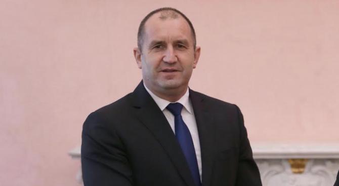 Румен Радев се срещна с арменския премиер