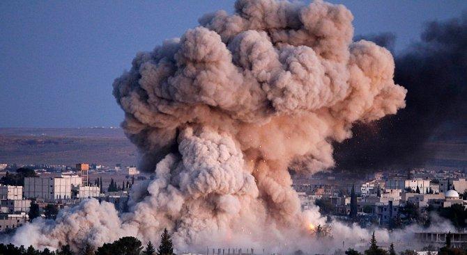 Руснаци убити в Сирия при сблъсък с оглавяваната от САЩ коалиция