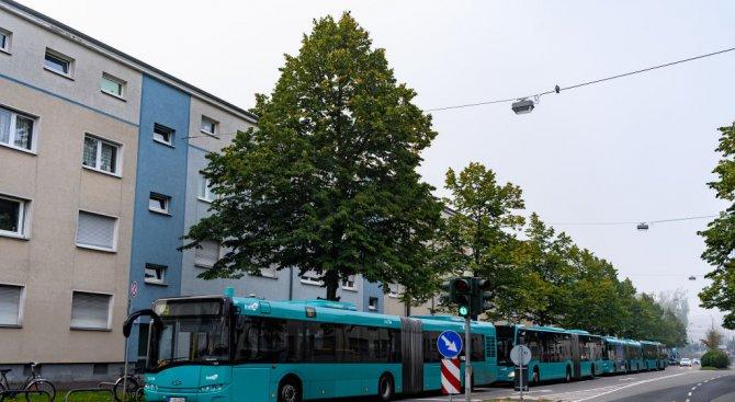 В Германия обмислят въвеждането на безплатен обществен транспорт