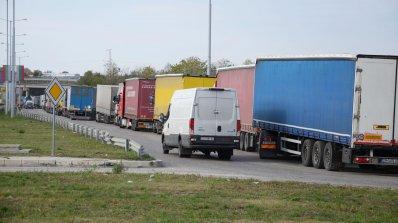 Четири пъти се е увеличил трафикът на камиони през Дунав мост откакто сме в ЕС