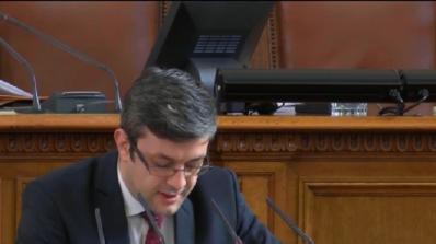ГЕРБ поиска оставката на Валери Жаблянов