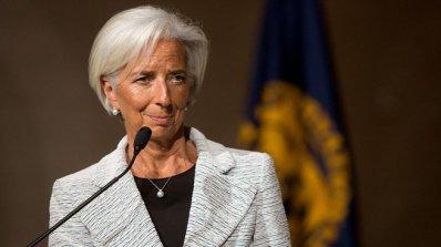 Кристин Лагард: Следим внимателно какви ще бъдат последиците от данъчната реформа в САЩ