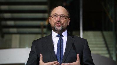 Мартин Шулц обяви, че подава оставка