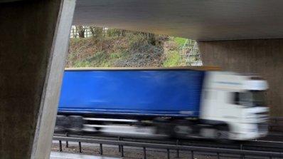 Шофьор на камион загина при тежка катастрофа на пътя Русе – Плевен