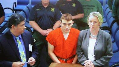Стрелецът от Флорида бе обвинен в предумишлено убийство на 17 души (снимки)