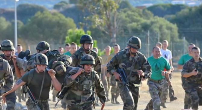 Българин за Френския легион: Сбирщина от мутри