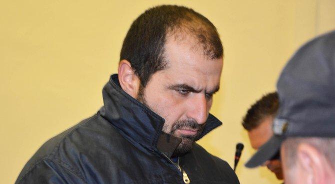 Постоянен арест за бившия легионер, стрелял по полицаи (обновена+снимки)