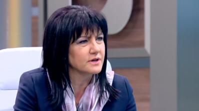 Караянчева: Почвам да си мисля, че от БСП ще поискат диктатура на пролетариата (видео)