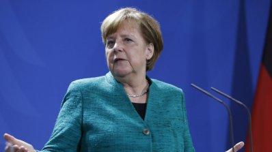 Меркел посочи политическия си наследник?