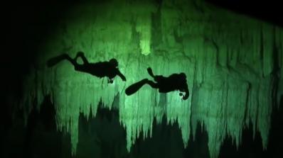 Най-дългата подводна пещера в света е застрашена от замърсяване