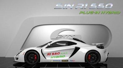 Българският хибрид Sin R1 550 с премиера на Автосалона в Женева