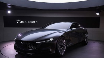 Mazda Vision Coupe стана най-красивият концептуален автомобил